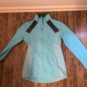 Champion (Target) light blue workout jacket